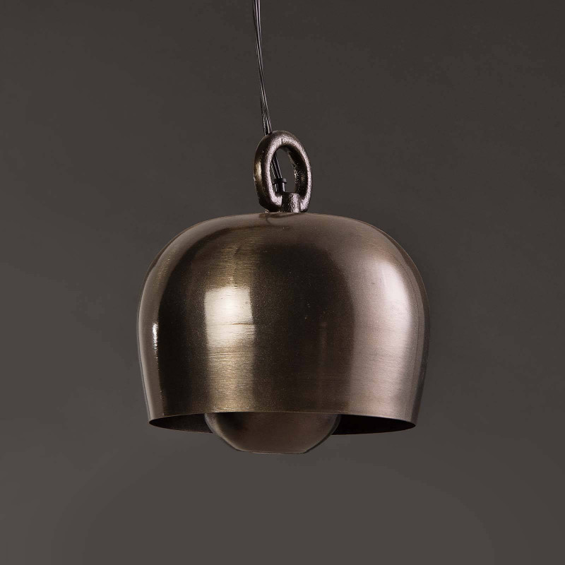 Lámpara colgante Bronce Haus