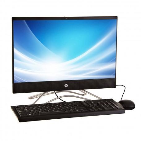 """HP AIO 22-c038la AMD A9-9425 4 GB / 1 TB + 256 SSD Windows 10 Home 21.5"""""""