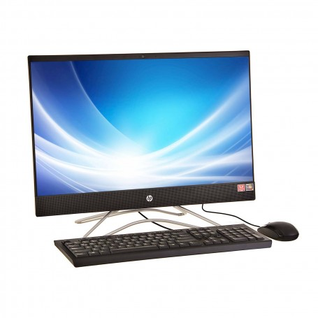 """HP AIO 24-f109la AMD R5-3500U 2.1GHz 4 GB / 512 SSD 23.8"""""""