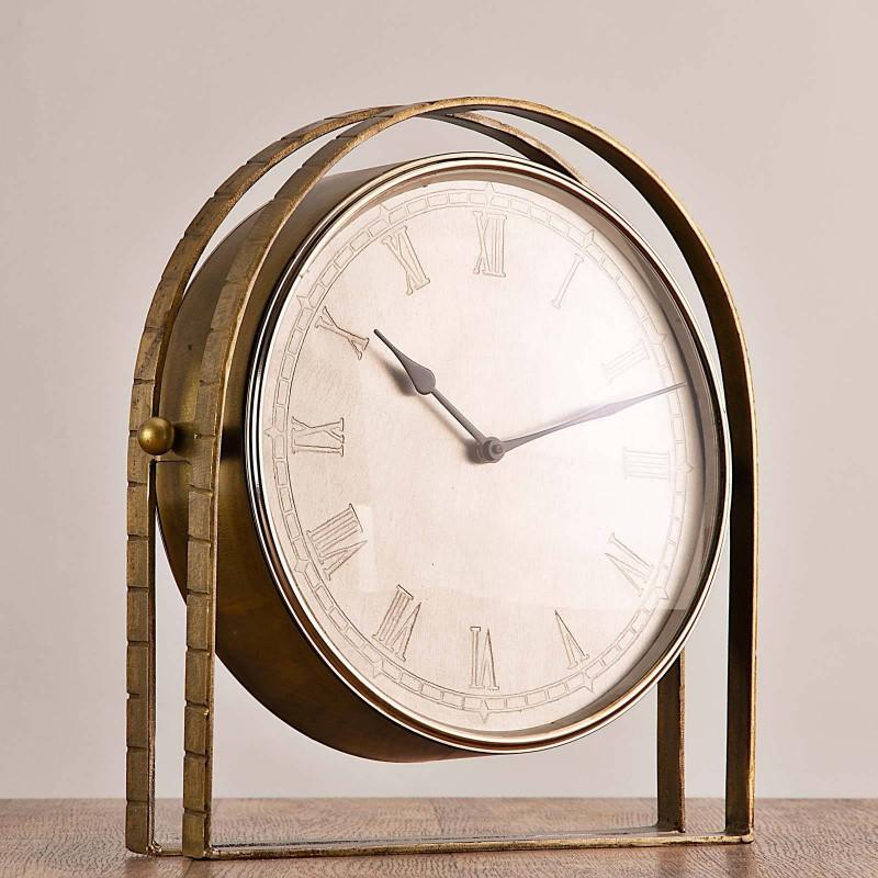 Reloj de mesa Haus