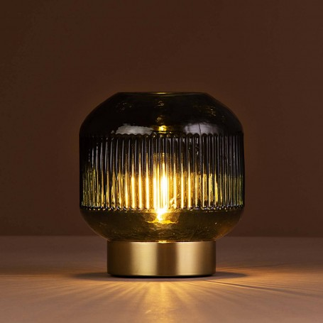 Lámpara con base Haus