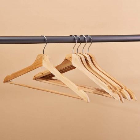 Juego de 5 armadores para ropa Novo