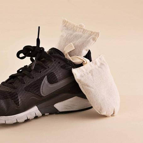 Juego de 2 bolsas de cedro para zapatos Novo