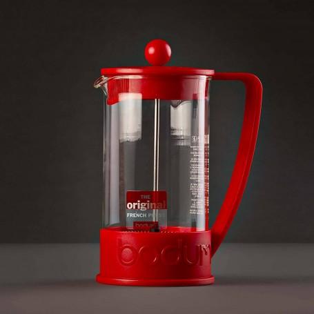 Cafetera prensa 1 L / 34 oz / 8 tazas Brazil Bodum
