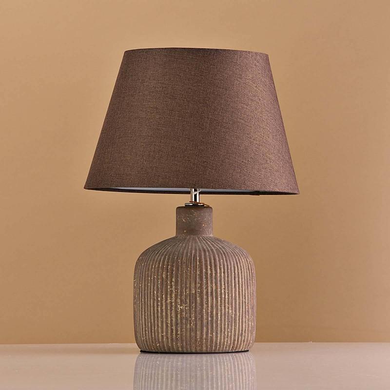 Lámpara de mesa Base Habano Antique
