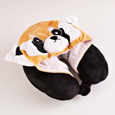 Almohada infantil para viaje Zorro Travelines