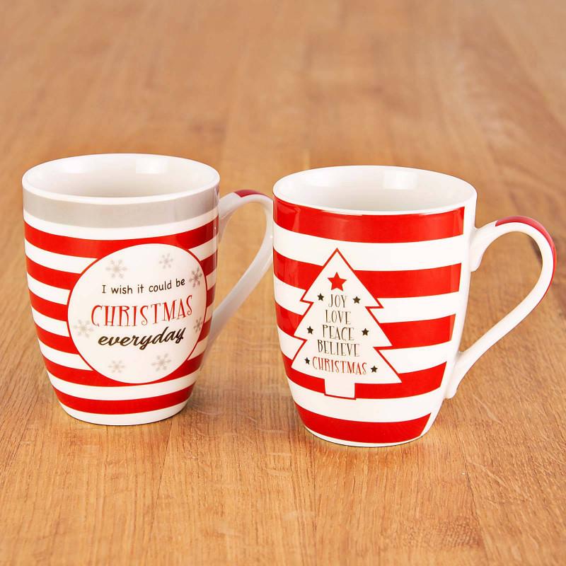 Jarro de porcelana Surtido Navidad Haus
