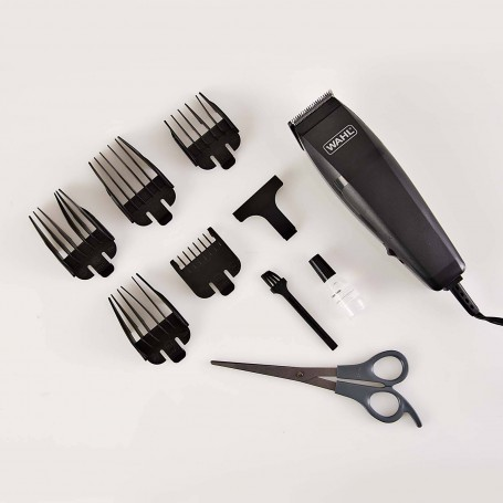 Recortador con cuchillas de acero para cabello 10 piezas Wahl