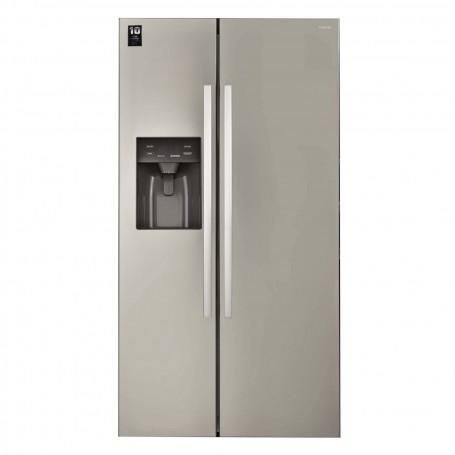 Teka Refrigerador S/S con dispensador 573L / 20' RLF 74920SS