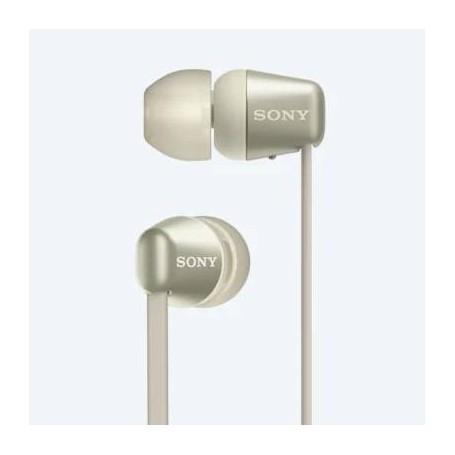 Sony Audífonos Bluetooth / 15 horas / Magnéticos / Manos libres WI-C310