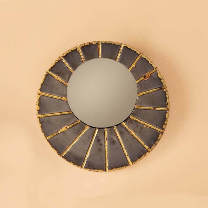 Espejo redondo Sol Haus