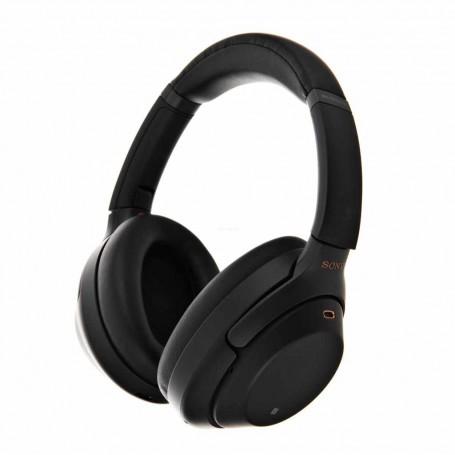 Sony Audífonos diadema con cancelación de ruido Bluetooth WH-1000XM3