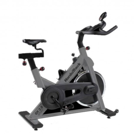Bicicleta Spinning 18kg Inercia Efectiva Sport / Indoor Nordictrack GX 3.9 Sport