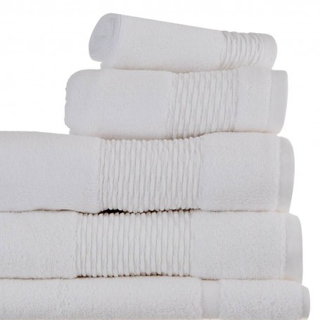 Colección de toallas Luna 100% algodón Sttelli