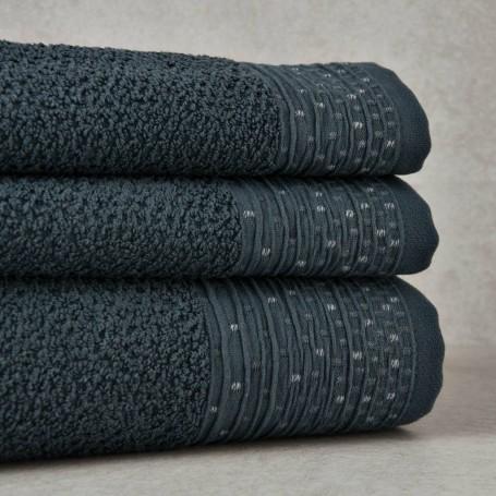 Colección de toallas Borde Puntos Sousa Dias