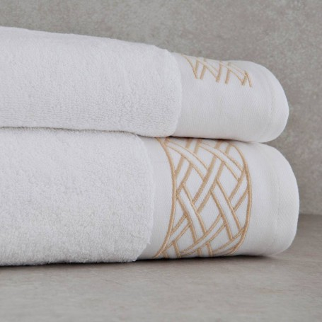 Colección de toallas Cruces Luca Haus