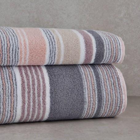 Colección de toallas Multi Stripes Haus