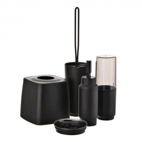 Colección de baño Austin Negro Interdesign