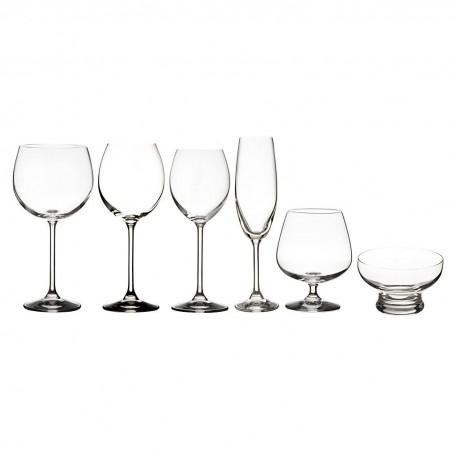 Colección de Cristalería Lifestyle Krosno Glass