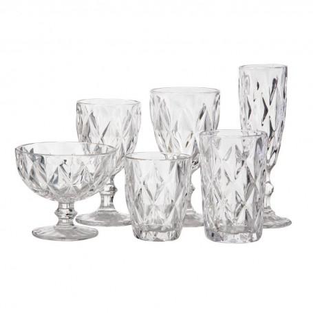 Colección de Cristalería Diamond Haus