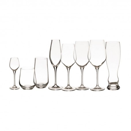 olección de Cristalería Splendour Krosno Glass