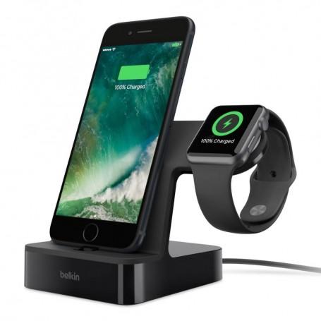 Estación de carga para iPhone + Apple Watch Belkin