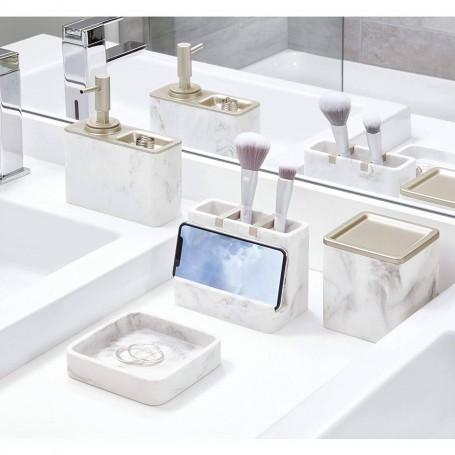 Colección de accesorios para baño Dakota Interdesign