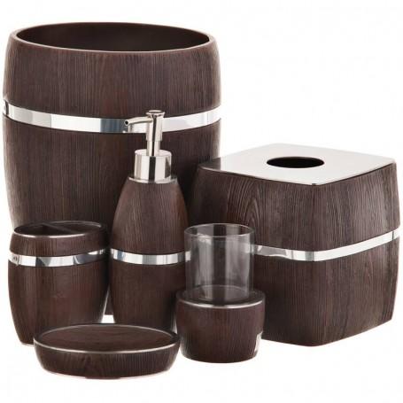 Colección de baño Brown Warwick Croscill