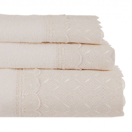 Colección de toallas Eyelet Avanti