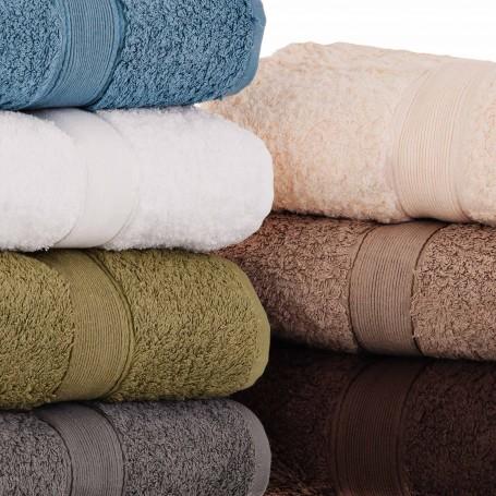 Colección de toallas 100% algodón 580 gr Springfield San Pedro