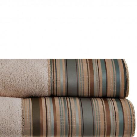 Colección de toallas Maxfield Stripe 100% algodón Avanti