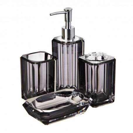 Colección de accesorios para baño Smoke Geo
