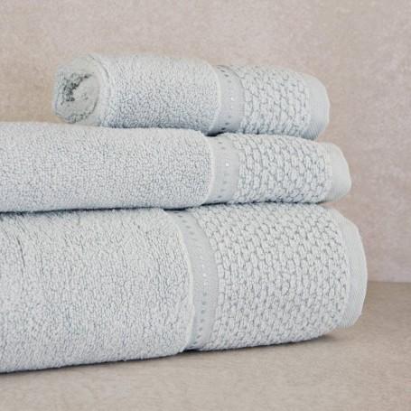 Colección de toallas Spa Zero Twist Kassatex