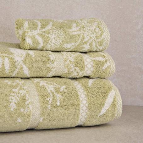 Colección de toallas Flores Kassatex