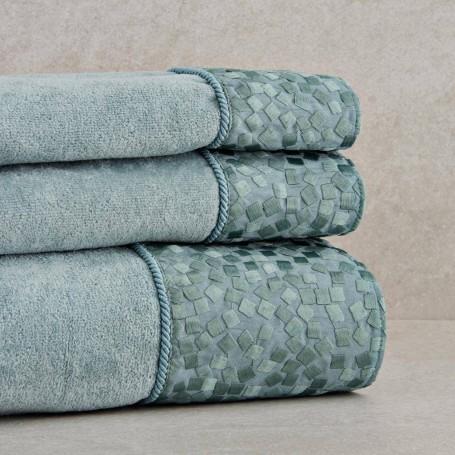 Colección de toallas Mia Mineral Avanti
