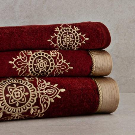 Colección de toallas Charlton Brick Avanti
