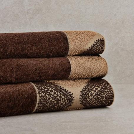 Colección de toallas Visión Mocca Avanti