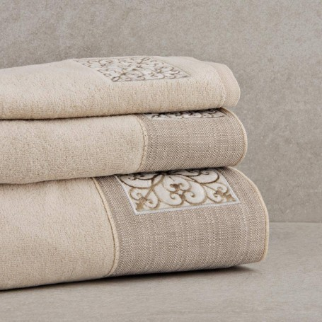Colección de toallas Ironworks Avanti
