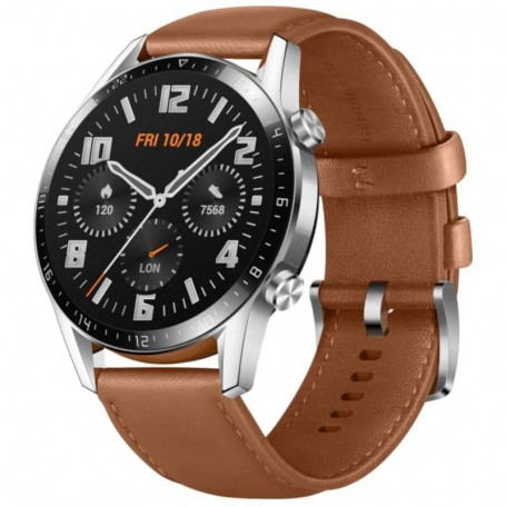 Huawei Smart Watch GT 2 con correa de cuero / 46mm