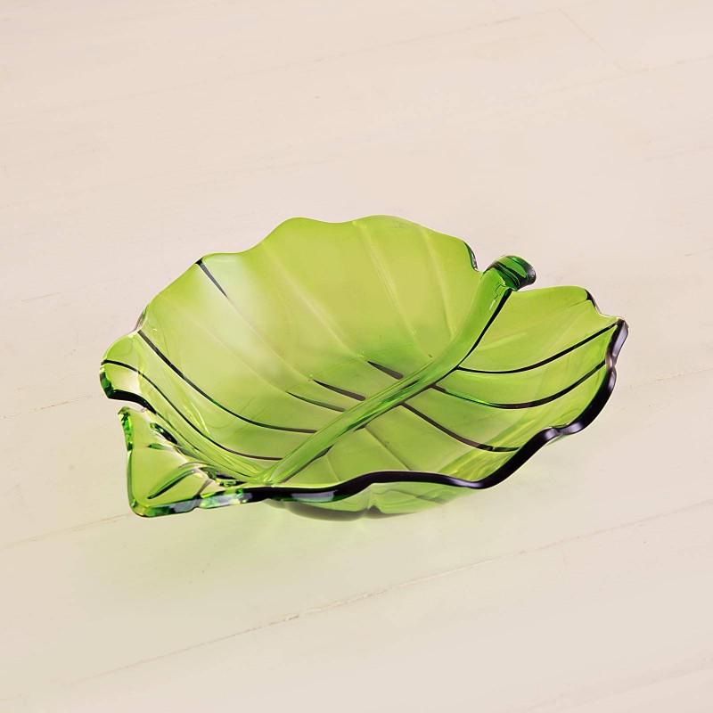 Ensaladera Hoja Verde