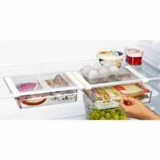 Organizador para repisa de refrigerador
