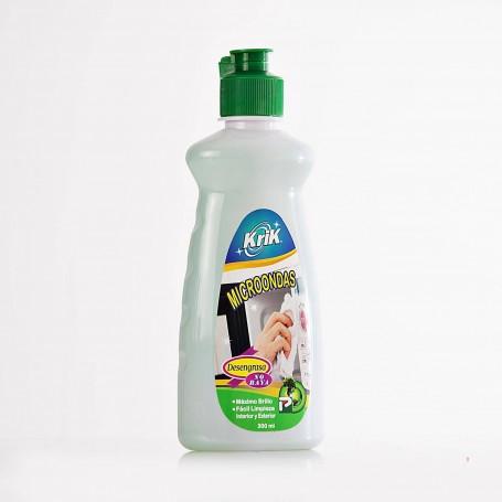 Limpiador para microondas