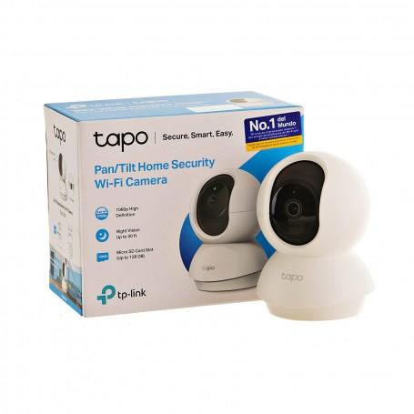 Cámara IP Rotatoria 360° / 140° y Audio de Doble Vía Tapo C200 TP-Link