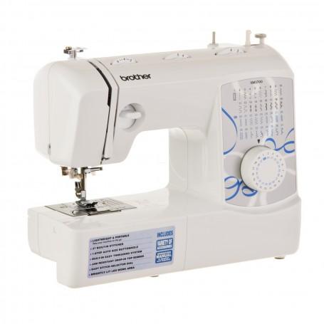 Máquina de coser 37 puntadas / Ojal automático / Iluminación XM3700 Brother