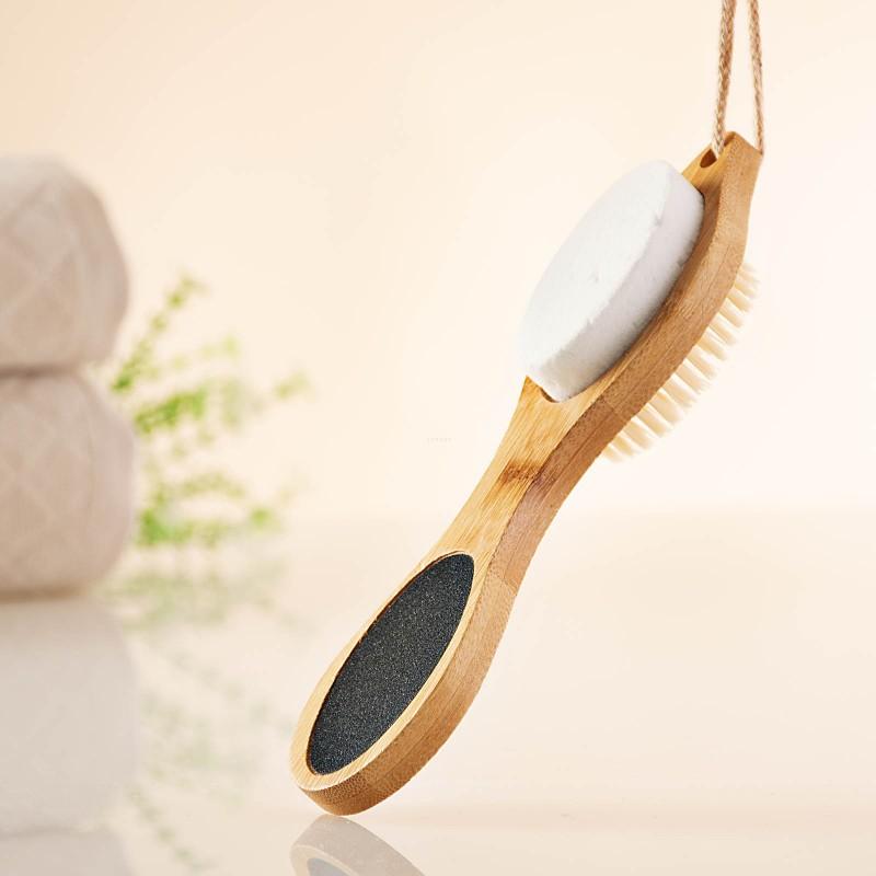 Cepillo con lima 4-en-1 para pies Ningbo Bathing