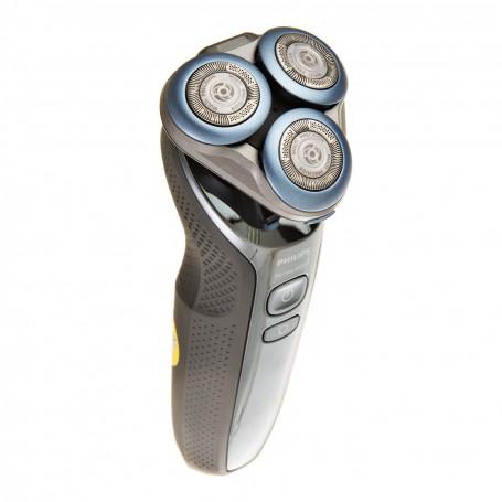 Afeitadora eléctrica recargable con cabezales multidireccionales y estuche S6630/11 Philips
