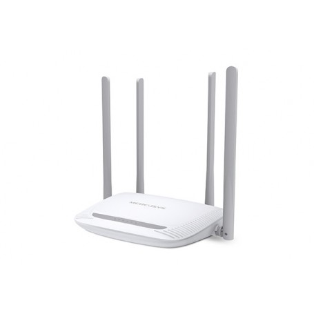 Router N300 4 antenas / Control Parental MW325R Mercusys