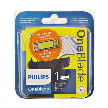 Repuesto para Recortador de barba en seco One Blade QP210/50 Philips