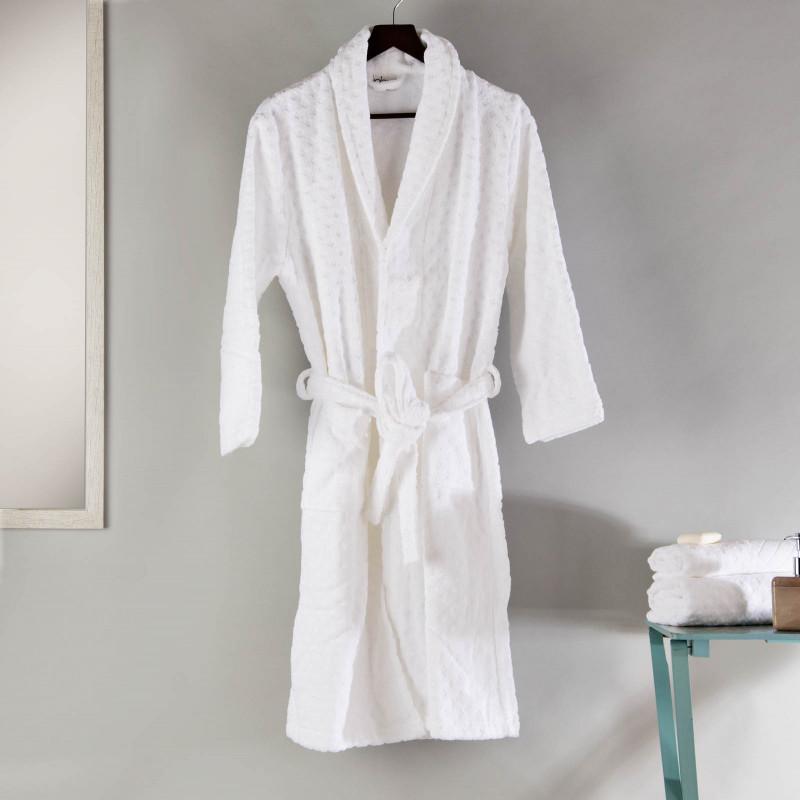Bata para baño Medina Rombos Pure Comfort