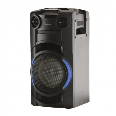 Panasonic Parlante para fiesta Bluetooth / USB / Radio AM-FM / AUX / Karaoke / DJ Jukebox 300W SC-TMAX10PUK